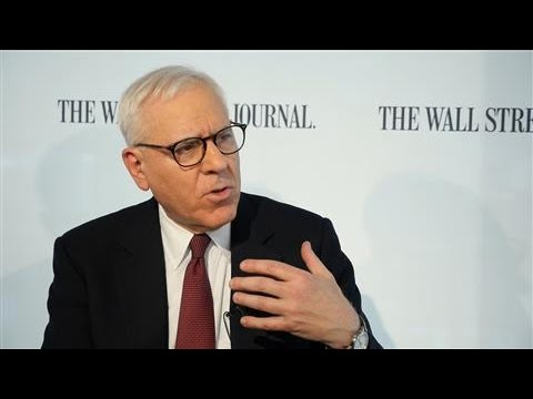 Carlyle Group co-CEO Optimistic About Deal-Making