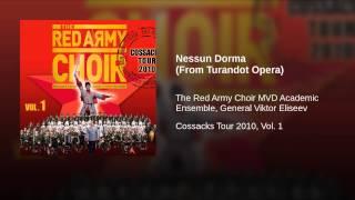 Nessun Dorma (From Turandot Opera)
