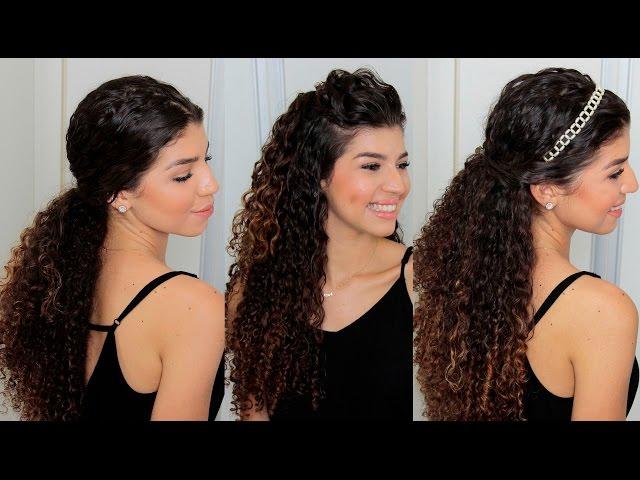 Ideias Fáceis De Penteados Para Cabelos Realmente Longos