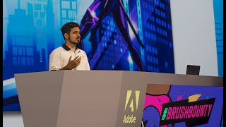 Max Sneaks - Brush Bounty at Adobe Max 2018