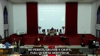 Culto Vespertino - 24/01/2021 - ao vivo