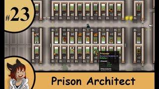 Prison architect part 23 - medium coming in