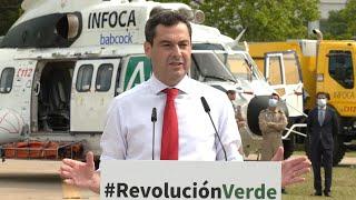 "Moreno quiere una desescalada ""progresiva"