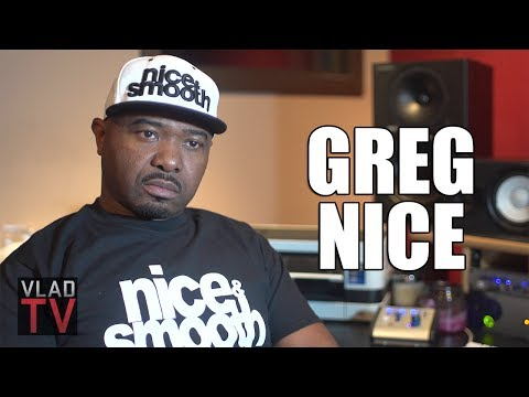 Greg Nice on Living with 2Pac, People Comparing 2Pac to Bob Marley