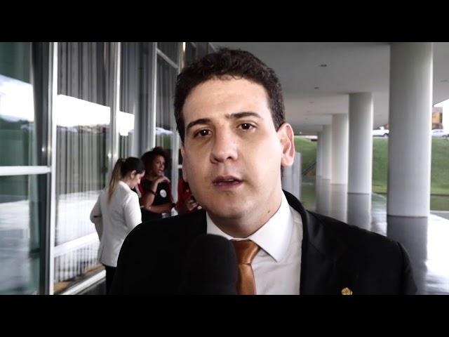 O deputado André Amaral (PROS) destaca a importância da geração de emprego.