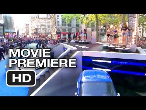 Fast & Furious 6 Premiere Highlights (2013) - Vin Diesel, Paul Walker Movie HD