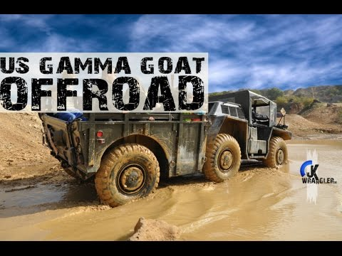 Gamma Goat Off Road (Offroadpark Langenaltheim | Germany)