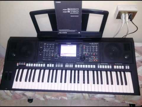 Yamaha psr s750 my expansion pack youtube for Yamaha expansion pack