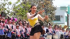 Solo Majorette Exhibition of Ms. Lovely Guan at Silang Cavite Town Fiesta 2020