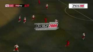 Pro Evolution Soccer 2009 (PC) Gameplay