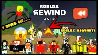 I WAS HIDDEN IN ROBLOX REWIND!!! YOUTUBES FAVORITE SHOW!! I WASNT ACTUALLY IN IT🙁