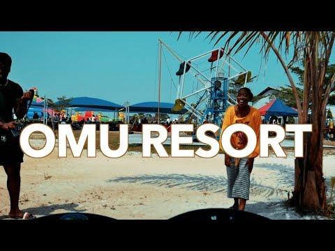 IT'S A PARTY AT OMU RESORT LAGOS, NIGERIA | VLOGMAS