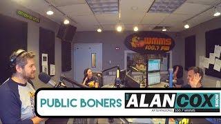 Public Boners | The Alan Cox Show