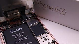Newer model iPhone battery in older iPhone | Will it work?