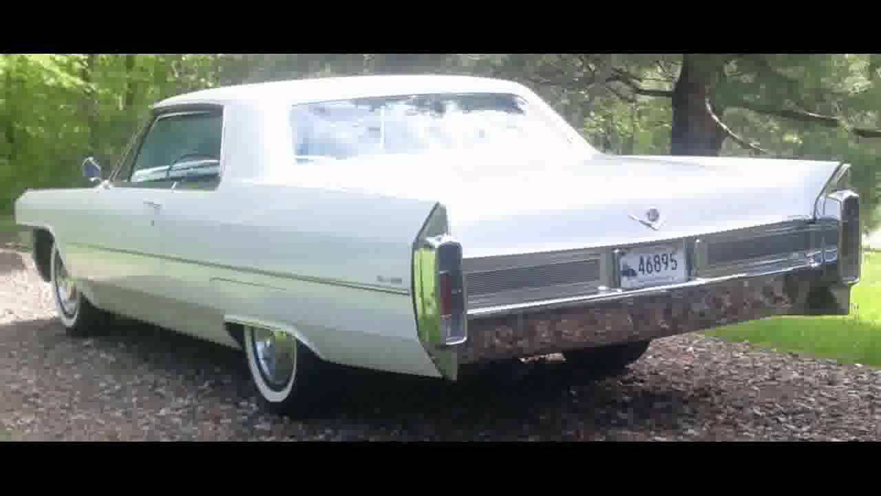 1965 Cadillac Deville For Sale: FOR SALE 1965 Cadillac Coupe DeVille IN BETHLEHEM CT 06751