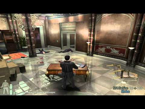 Max Payne 2 walkthrough - FINAL LEVEL - That Old Familiar Feeling