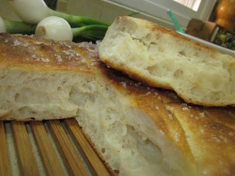 Вкуснейшее блюдо Рецепт- Фокачча на картофельном тесте