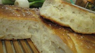 Рецепт- Фокачча на картофельном тесте!