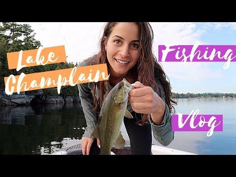 LAKE CHAMPLAIN FISHING TRIP! | Bass & Northern Pike