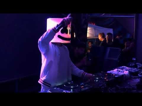 San Holo Lights Crankdat Remix Marshmello @tomorrowland 2017