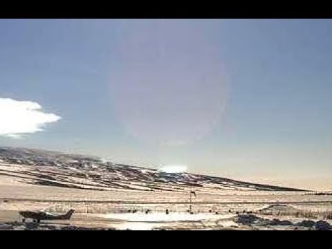 Gigantic red planet extremely close to earth on FAA weathercams. Why is this covered up? Mar 14 2018