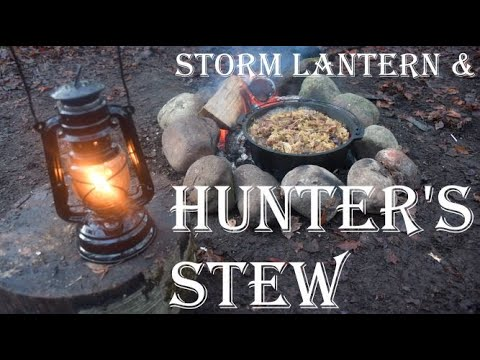 Hunters Stew And The Feuerhand Lamp.