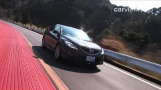 Mazda New Atenza 試乗インプレッション (五味康隆)