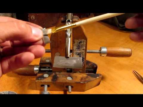 How to solder amateur jewelry