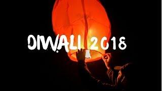 DIWALI Celebration 2018 in INDIA | Cinematic Film | Diwali in Delhi