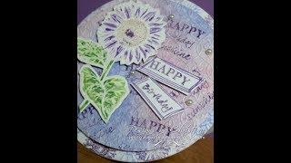 Papercraft Essentials 148 (PE148) - Sunflower Dreams