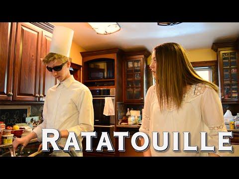ratatouille spanish version