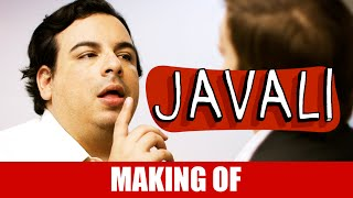 Vídeo - Making Of – Javali