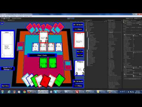 CCG Maker Asset Vid 1   Player View