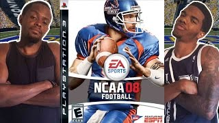 FOURTH QUARTER JUICE!! - NCAA Football 08 | #ThrowbackThursday ft. Juice