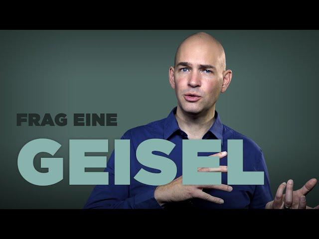 FRAG EINE GEISEL I 140 Tage in den Händen von Terroristen