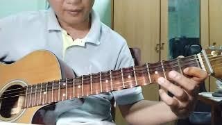 Hướng dẫn đàn vọng cổ câu 5 dây kép - Chữ đàn NS Hoàng Vũ