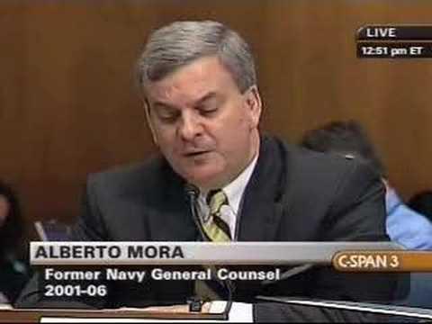 Mora: Abu Ghraib and Gitmo Lead To U.S. Deaths In Iraq