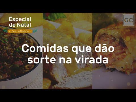 Receitas Que Dão Sorte Para A Ceia De Ano Novo Com João Bidu   Receitas Guia Da Cozinha