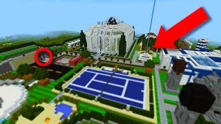 WORLDS BIGGEST MINECRAFT HOUSE TOUR! (Minecraft)