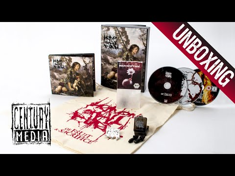 HEAVEN SHALL BURN - Of Truth And Sacrifice (Ltd. Box Set Unboxing)