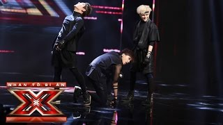 nong - nhom the passion tap 2 vong hoi ngo - the x factor - nhan to bi an 2016 season 2