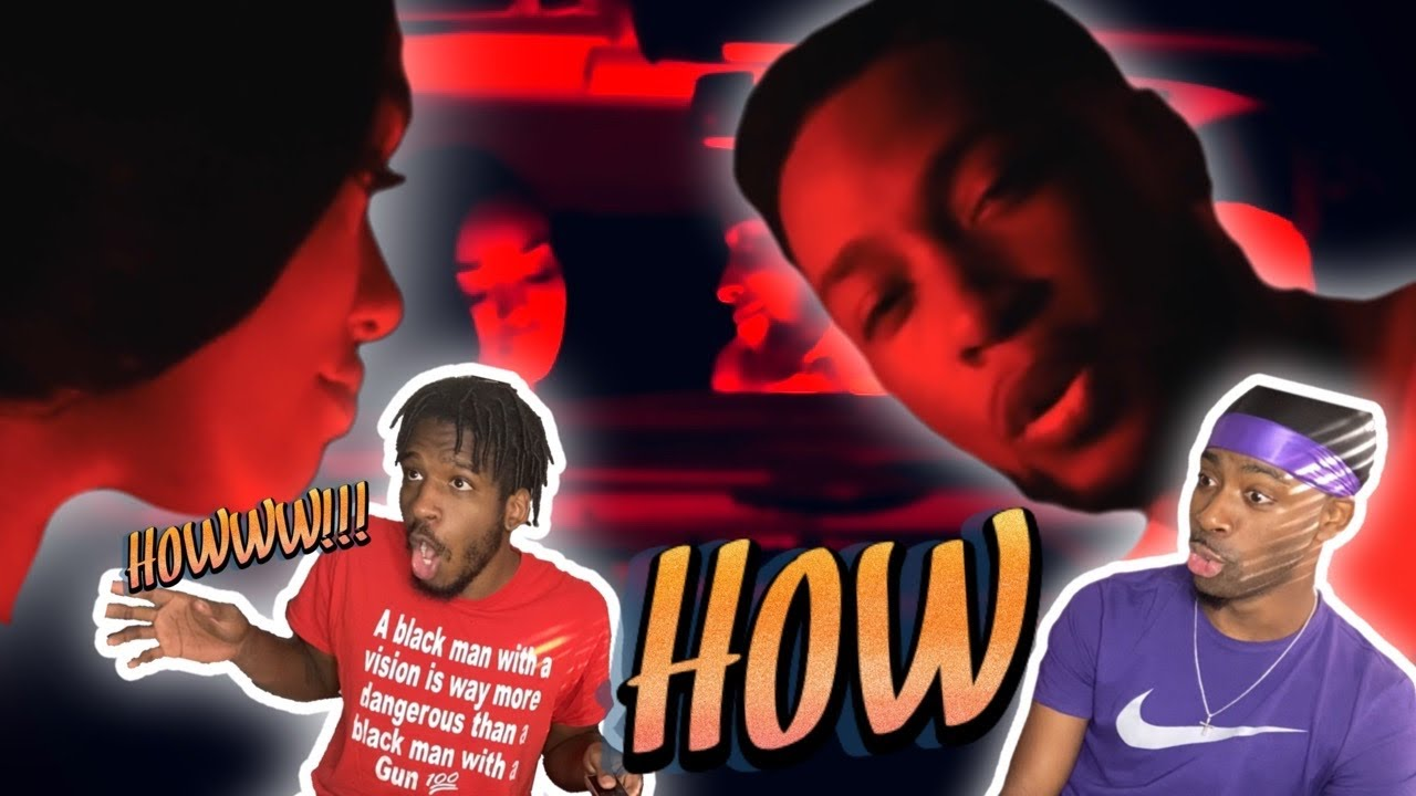 THIS SONG A BANGER!!! Jacob Latimore - How (Visualizer) (FUNNY REACTION)