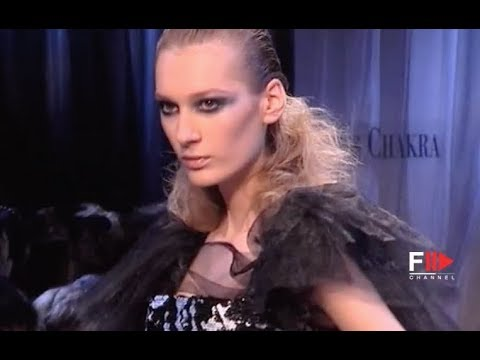 GEORGES CHAKRA Fall 2009/2010 Haute Couture Paris - Fashion Channel