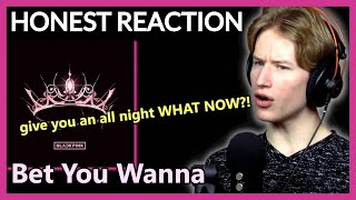 Download lagu HONEST REACTION to BLACKPINK - Bet You Wanna ft. Cardi B | THE ALBUM Listening Party PT2