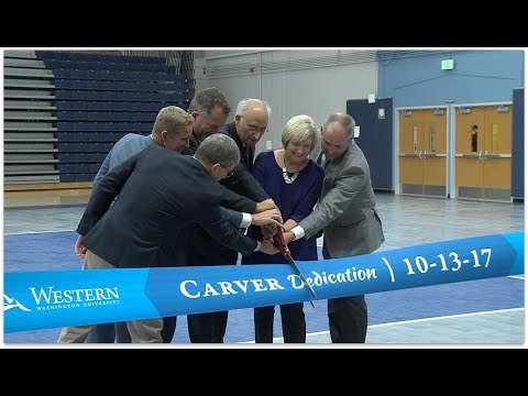 Carver Academic Facility Dedication Ceremony - October 13, 2
