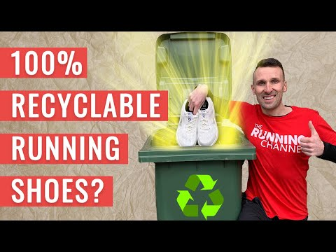 First Look Salomon Index 0.1 | 100% Recyclable Running Shoes