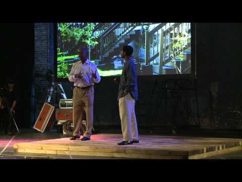 TEDxNOLA - Branford Marsalis + Lolis Eric Elie - Creativity and Housing