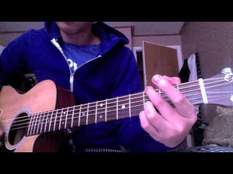 Sweet Dreams Easy Guitar Tutorial Beyonce Youtube