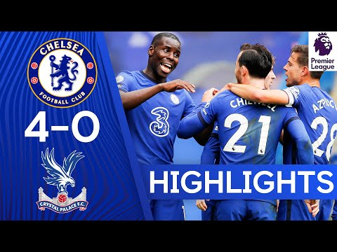 Chelsea Crystal Palace Goals And Highlights