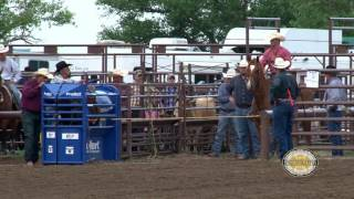 02 Steer Wrestling - 15 July 2017, Lakin KPRA Rodeo